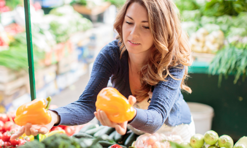 Making the Switch: Why Eating Organic Makes Sense