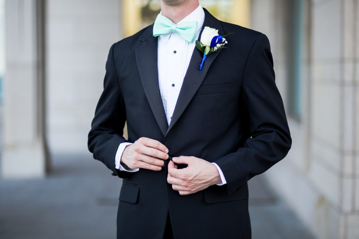 Best Wedding Look for Men
