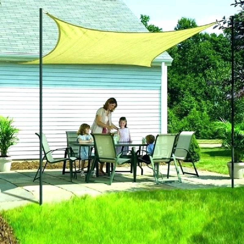 Protect Your Skin from UV Ray by Installing Shade Sails