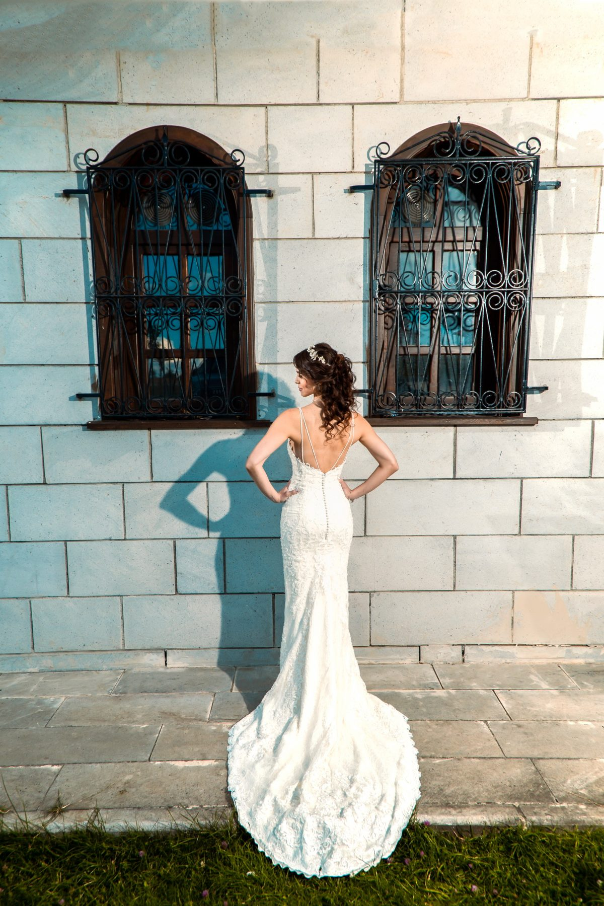 Evergreen Bridal Outfits and Ideas